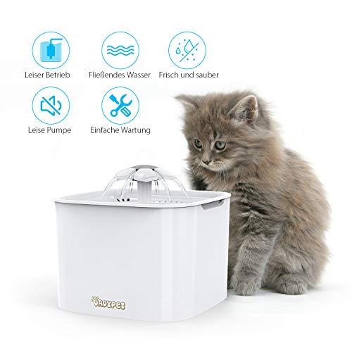 DADYPET - Fontanna do picia dla kotów i małych psów 2L