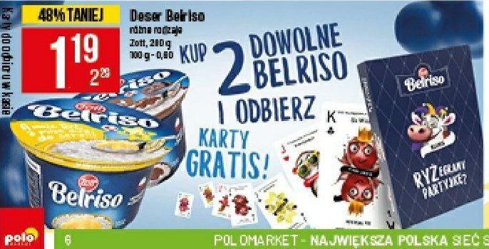 Deser Belriso Polo Market: rabat+gratis