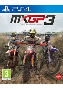 MXGP3 The Official Motocross Videogame na PS4 i Xboxa One