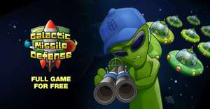 [ZA DARMO] Galactic Missile Defense (DRM Free) @IndieGala [Windows, Mac OS, Linux]