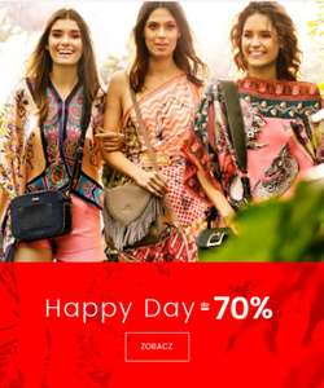 Happy Day w Wittchen !  Do -70% !