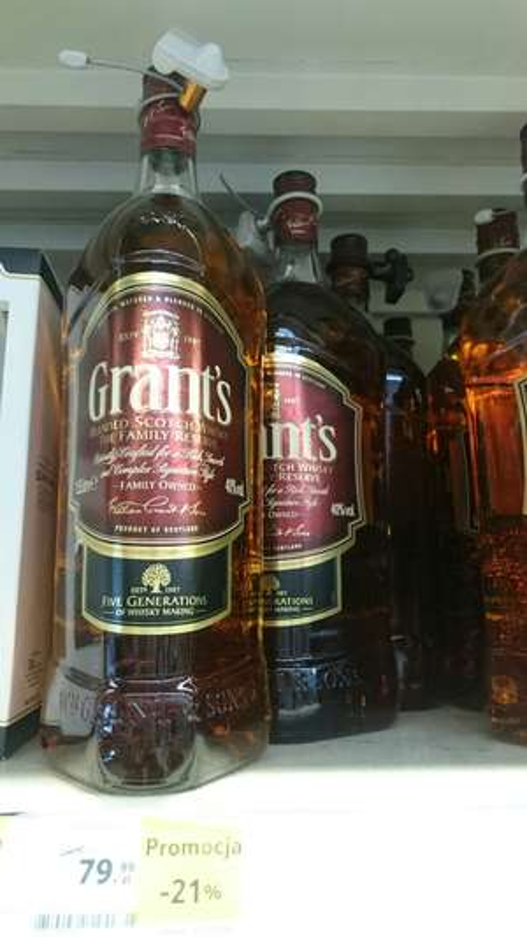 Grant's 1,5 L