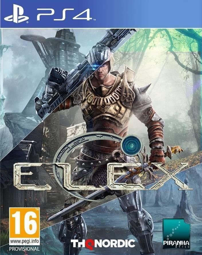 Elex [PS4] w GrajTanio