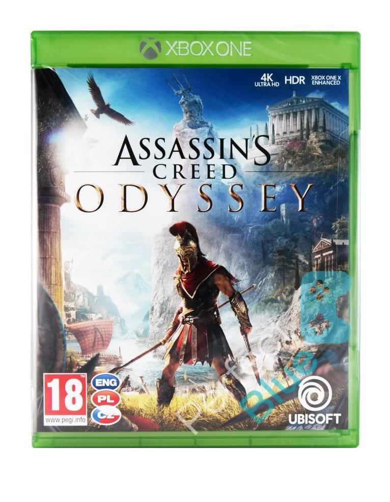 Assassin's Creed Odyssey PL Xbox One taniej nie było