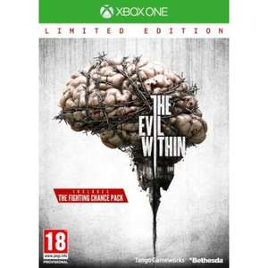 THE EVIL WITHIN LIMITED EDITION X ONE