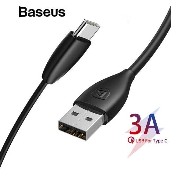 Kabel Baseus USB Typ C 3A 1M