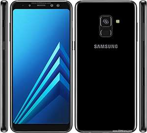 Samsung Galaxy A8 (2018) czarny dual sim (a Galaxy J3 za 399zł)