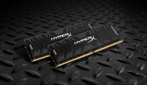 HyperX 16GB 3000MHz Predator Black CL15 (2x8GB)