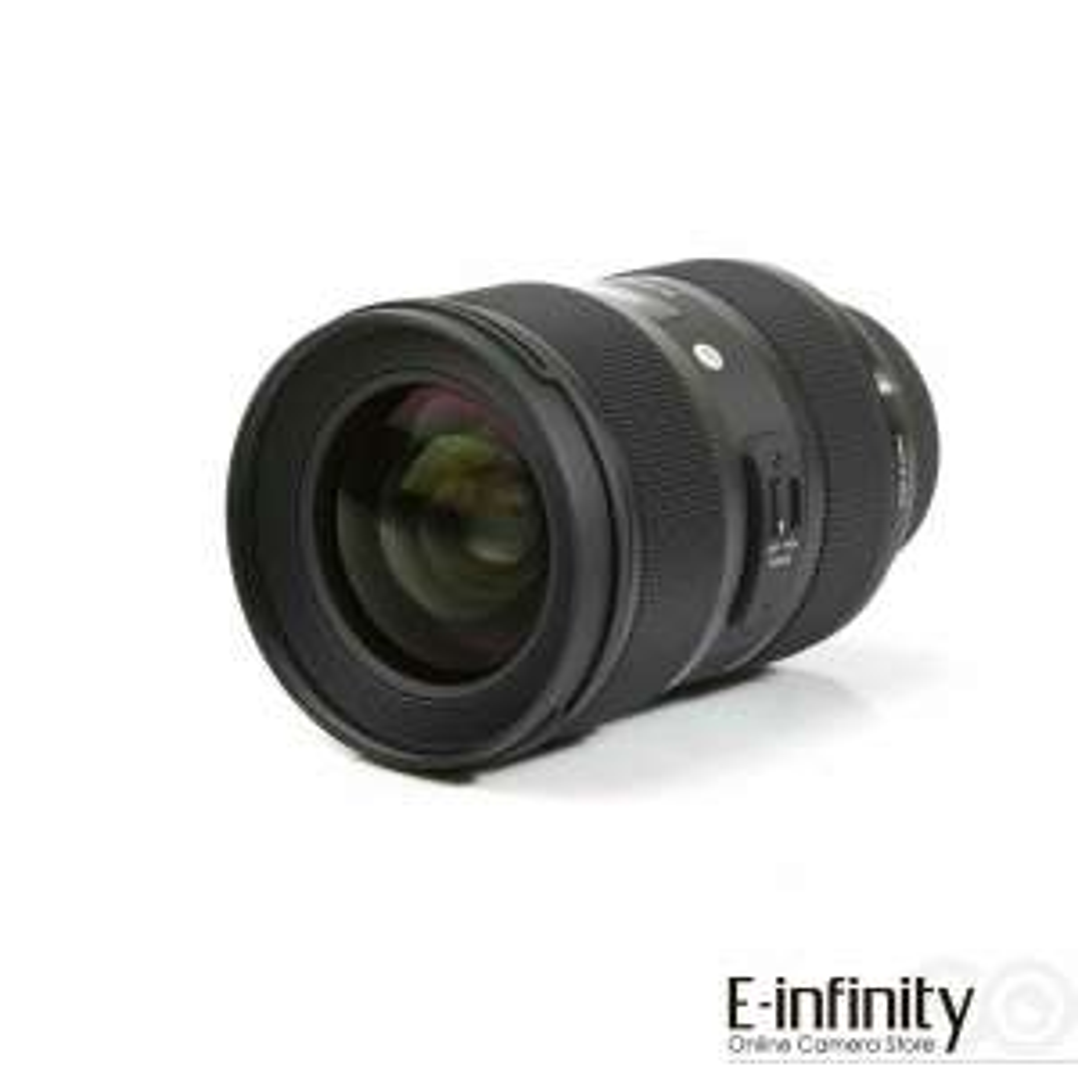 Obiektyw Sigma 24-35 mm F2 Nikon F