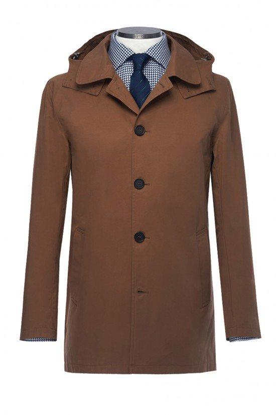 Męski płaszcz za 199,90zł (kilka kolorów) @ Bytom
