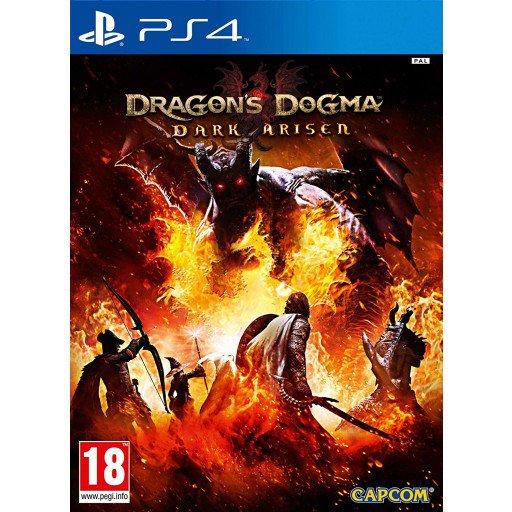 Dragons Dogma Dark Arisen PS4