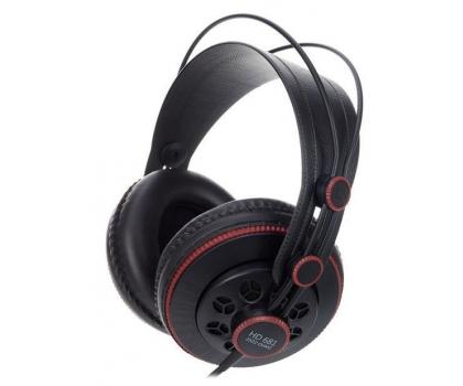 Słuchawki Superlux HD681 Black-Red za 78,90zł @ Satysfakcja