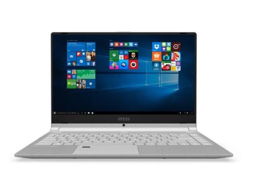 - 200 zł  laptop MSI PS42 8M-290PL i5 z 256GB SSD