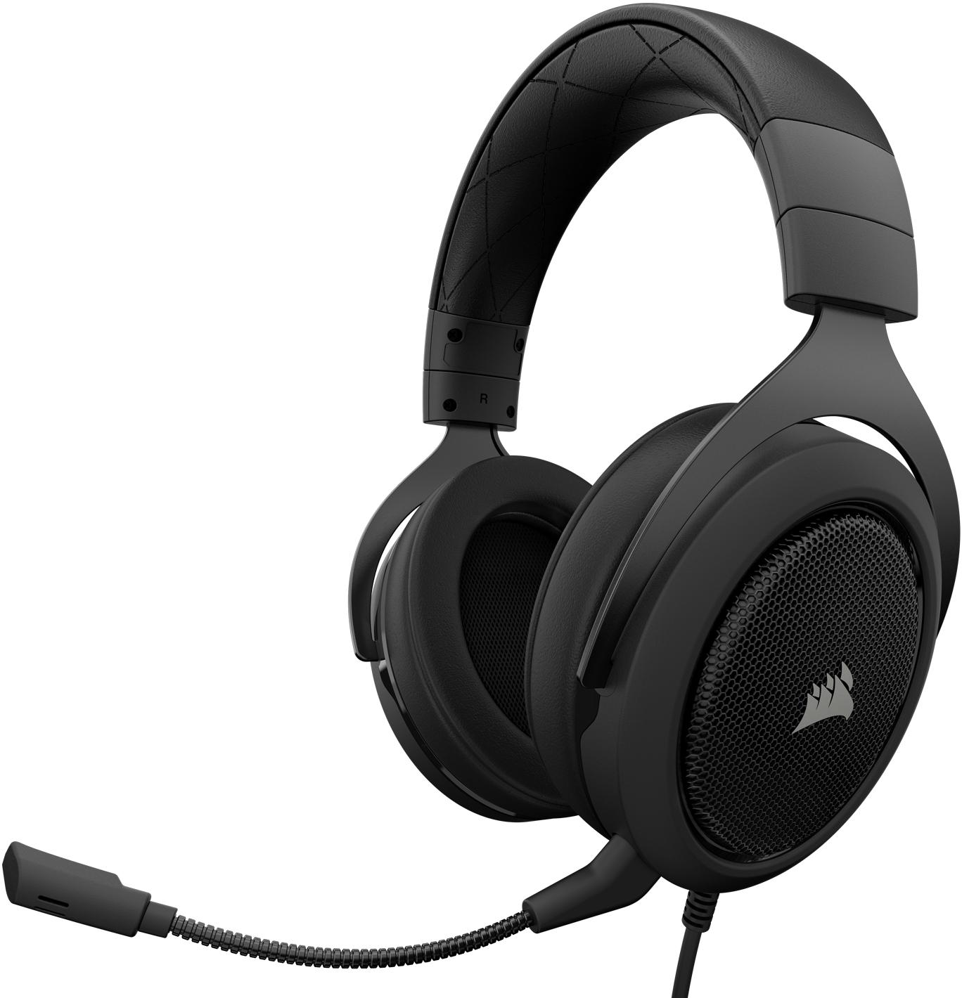 Słuchawki Corsair HS50 Stereo Gaming Headset @ Zadowolenie
