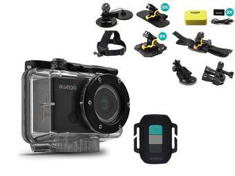 Kamera sportowa z akcesoriami za 399,95 zł @ iBood
