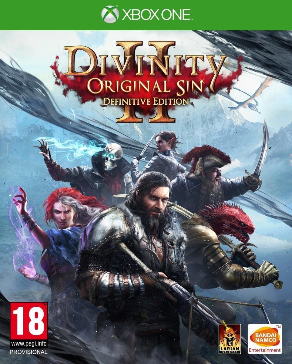 [OBNIŻONA CENA] Divinity Original Sin 2 - Definitive Edition [XOne] w The Game Collection