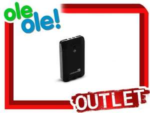 OUTLET: Powerbank Colorovo 6800 mAh 2x USB