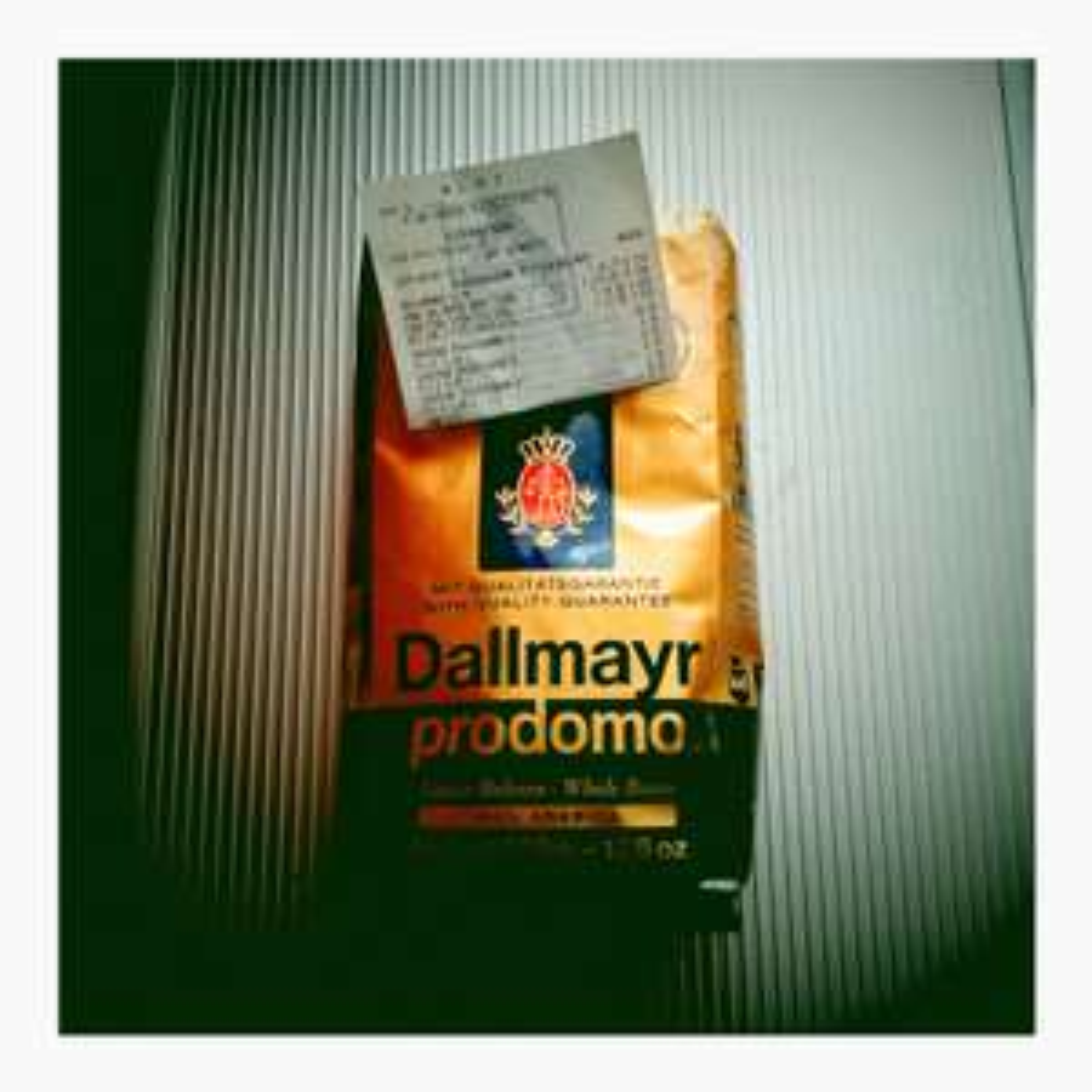 Kawa ziarnista 500g Dallmayr prodomo