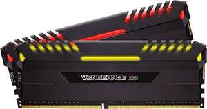 Pamięć RAM 2x8GB Corsair Vengeance DDR4 2666MHz CL16 LED