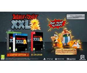 Asterix & Obelix XXL 2: Remastered Edycja Limitowana na XOne