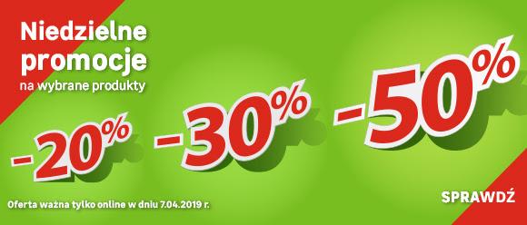 Niedzielna promocja Leroymerlin.pl do -50%