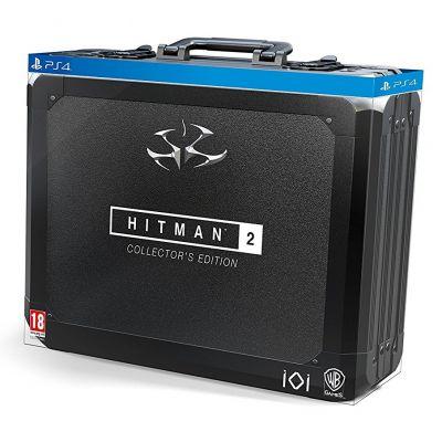 Edycja Kolekcjonerska HITMAN 2 / PS4 / XOne