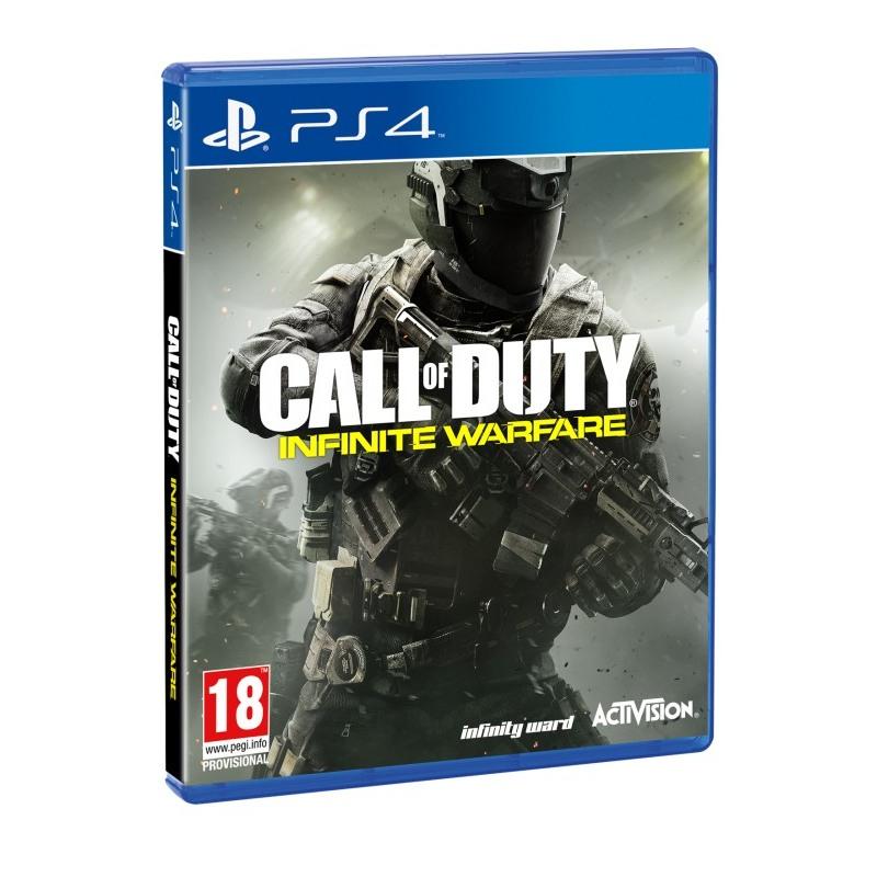 Call of Duty: Infinite Warfare / PS4 / ANG