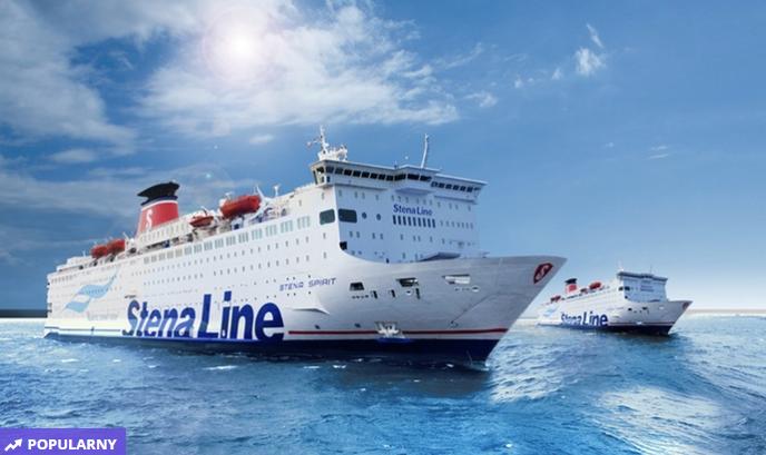 Stena Line: Rejs majówkowy dla 2-4 osób Gdynia-Szwecja +powrót