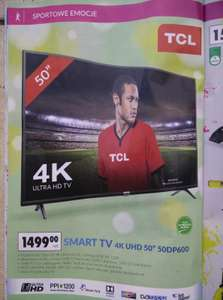 "TV TCL 50"" 50DP600 4k android"