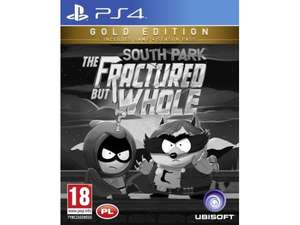 South Park: The Fractured but Whole Gold Edition PL PS4 / XBOX ONE