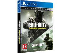 Call of Duty Infinite Warfare Legacy Edition ENG PS4