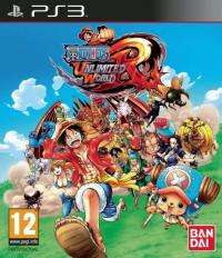 One Piece: Unlimited World Red + DLC / PS3