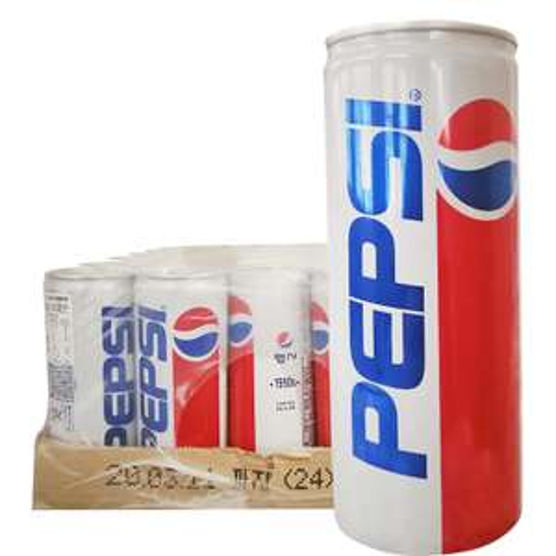 Puszka Pepsi 0,5 l w Żabce