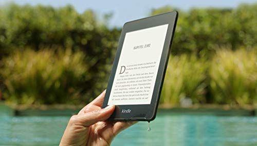 Czytnik ebook Amazon Kindle Paperwhite 4