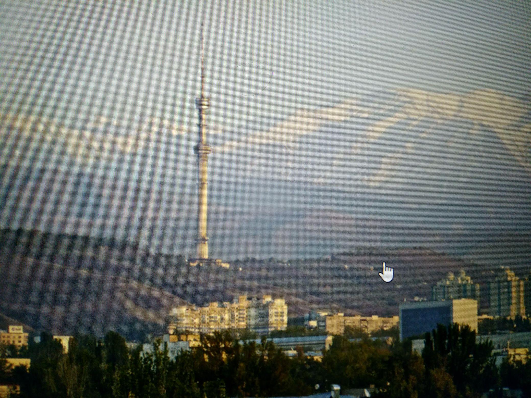 Przelot w grudniu z Katowic do Ałma Aty z przesiadka i zwiedzaniem w Kijowie