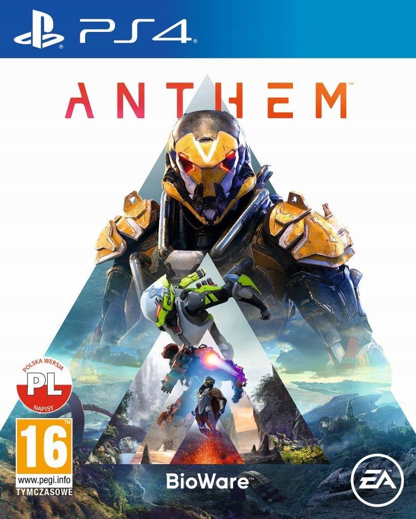Anthem PL / PS4 / XOne