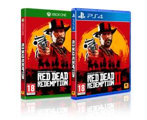 Red Dead Redemption II PS4/Xbox One @Sferis