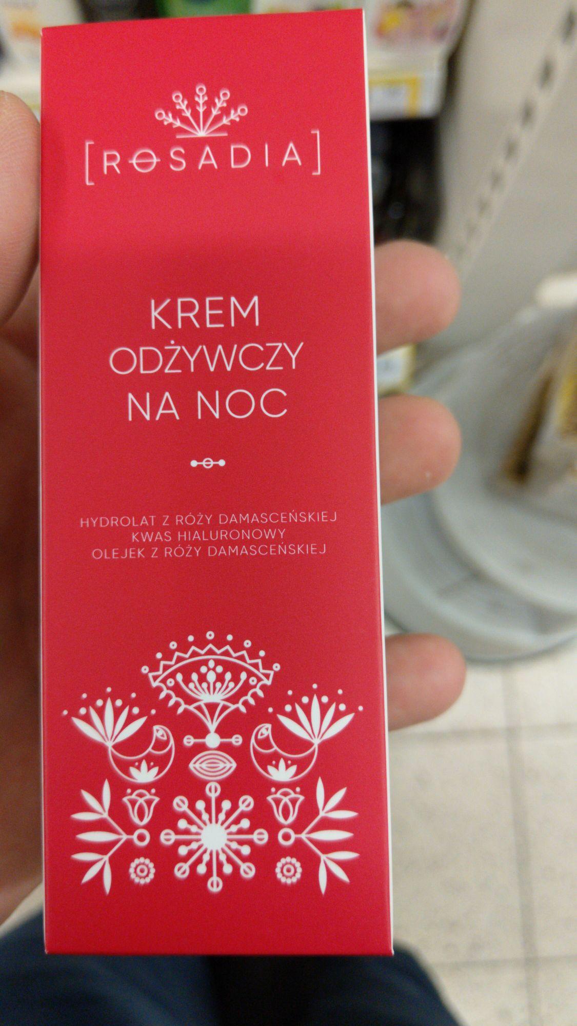 Tesco Krem odżywczy + inne kremy z rabatami