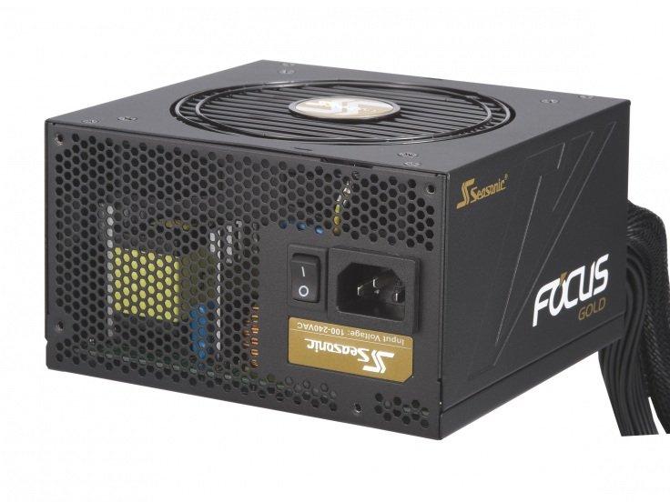 Seasonic FOCUS Gold 80Plus Gold 450W @Proline