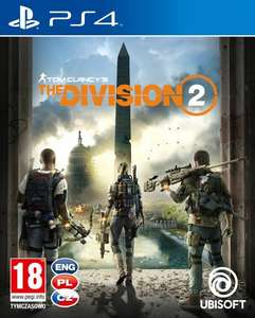 Tom Clancy's The Division 2  PL PS4 i Xbox Muve.pl