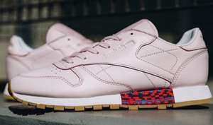 Buty Damskie Reebok Classic Leather Old Meets New / Classic Leather