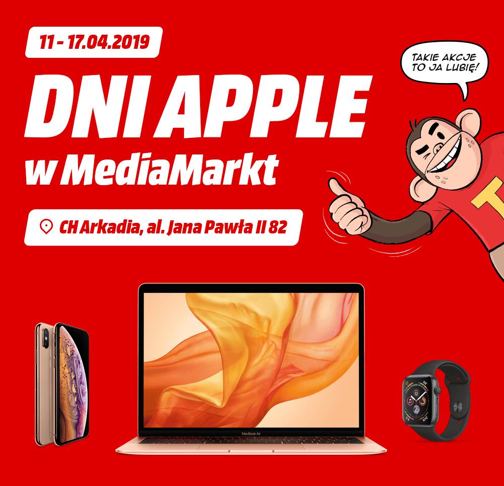 Dni Apple w MediaMarkt Arkadia (Warszawa)
