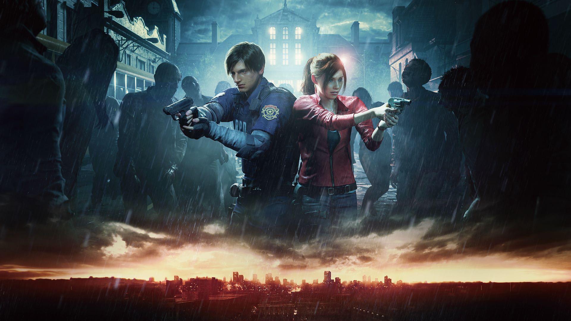 Resident Evil 2 Remake [XOne] w ExGames