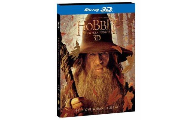 Hobbit: Niezwykła podróż 3D. Edycja specjalna i Operacja Argo 4K (Blu-Ray) po 19,90zł @ Redcoon