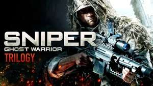 Sniper: Ghost Warrior Trilogy ~ 8zł @ Bundle Stars