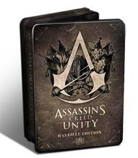 Assassin's Creed: Unity Edycja Bastille PL (PS4) za 159,90zł @ 3 kropki