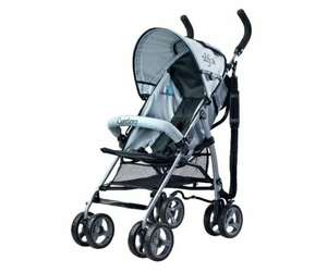 Wozek spacerowy Caretero Alfa Black @al.to