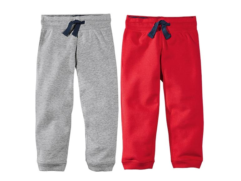 Dziecięce spodnie dresowe - 2 pary za 26,99zł @ Lidl