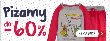 Piżamy do -60% w Endo
