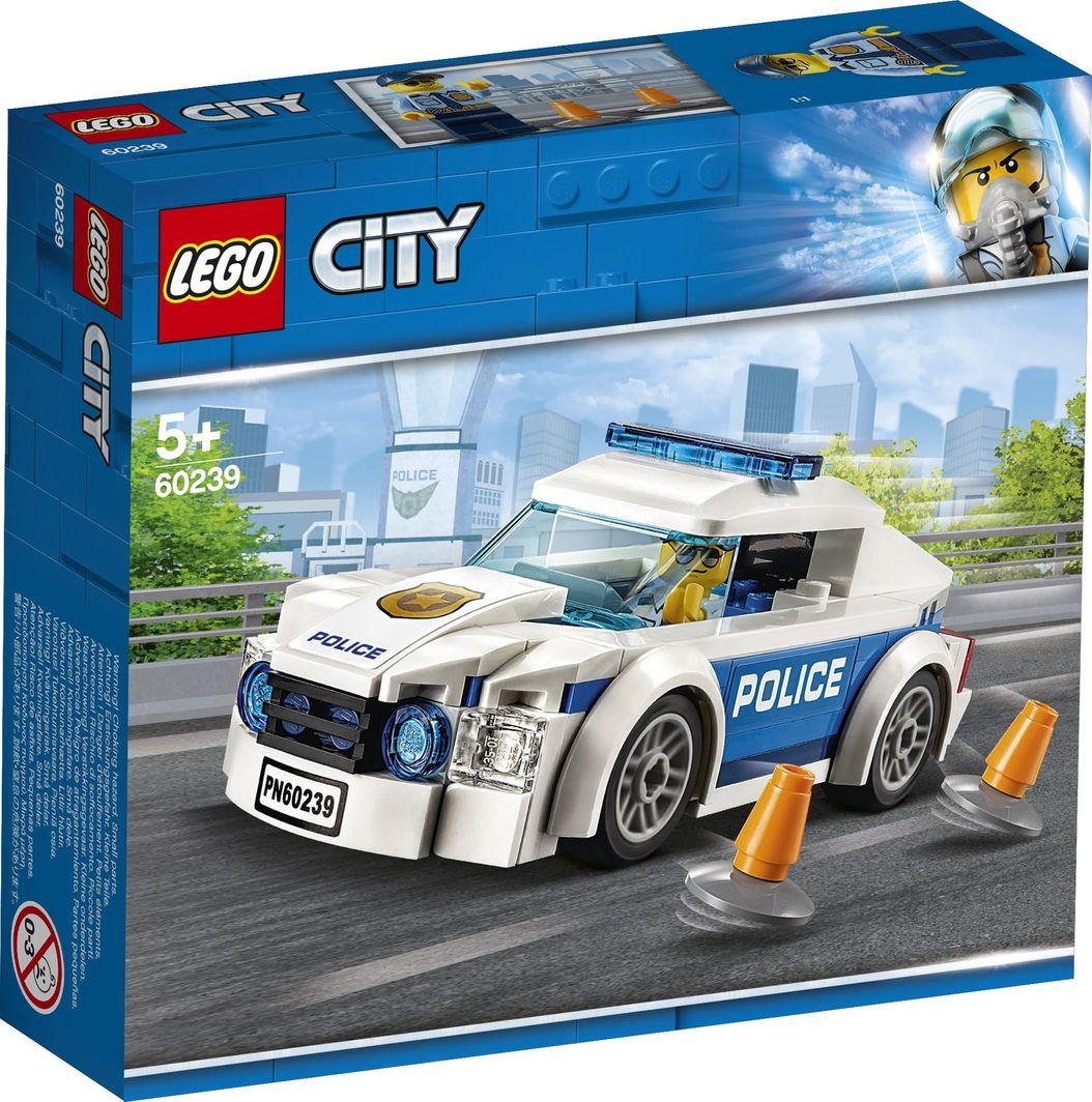 Lego City samochód policyjny (60239) @morele.net